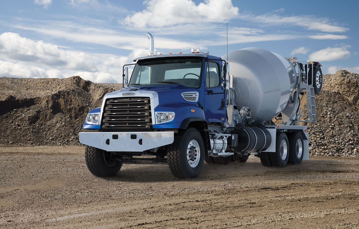 114SD Concrete Mixer