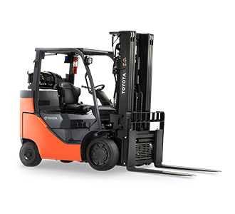 Box Car Special Forklift