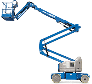 Genie - Scissor and Boom Lifts