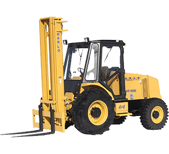 Harlo - Rough Terrain Forklifts
