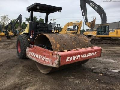 Paving Equipment-Dynapac-CA250D