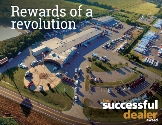 Doggett Successful Dealer 2019