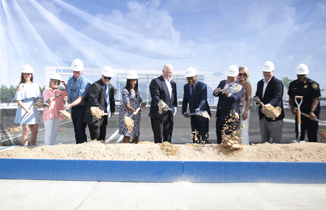 doggett ford groundbreaking2