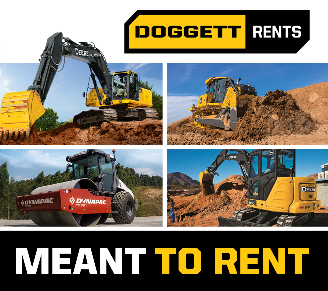 Doggett Rents-Meant To Rent - Doggett is offering rental credit on all new rental accounts