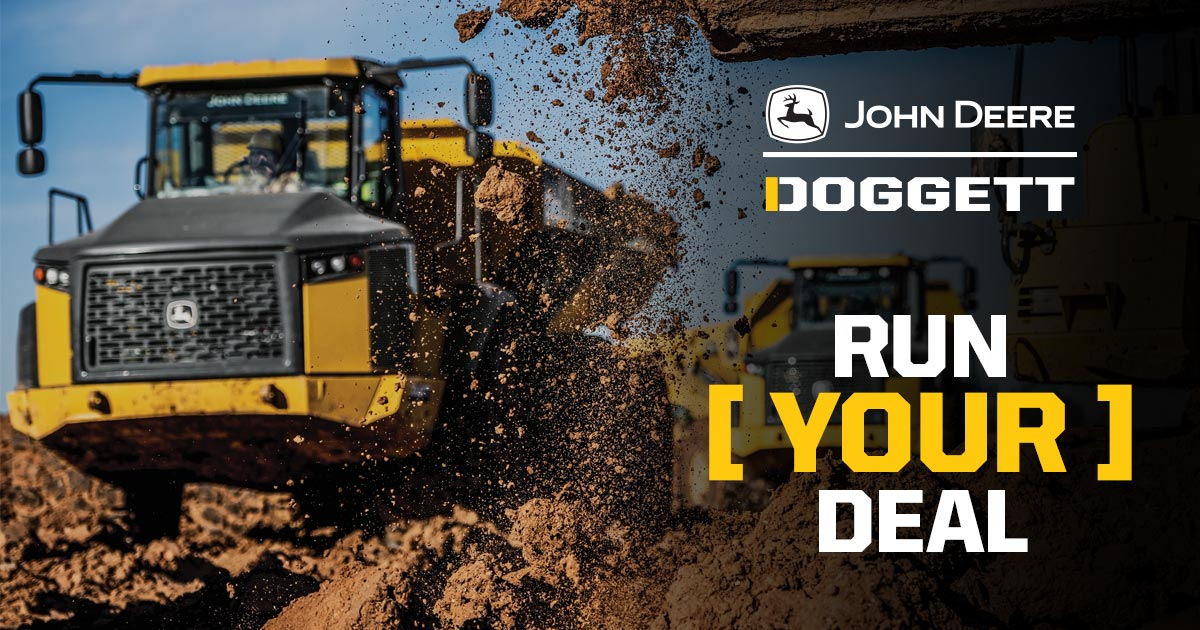 Run Your Deal - John Deere | Doggett