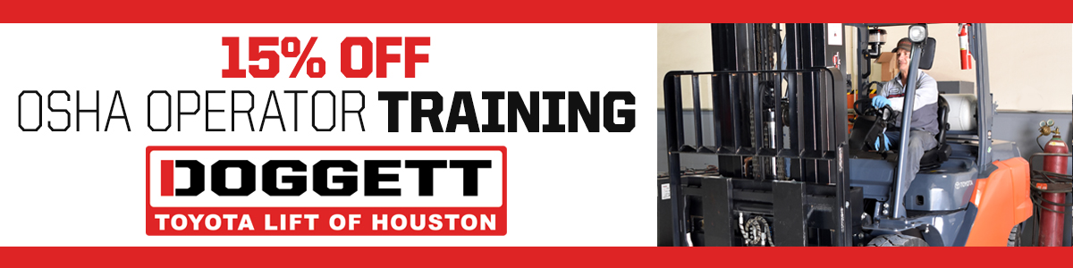 Doggett Operator Training Special