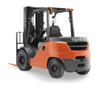 Lovely Mid IC Pneumatic Forklift