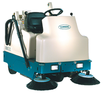 6200 Compact Rider Sweeper