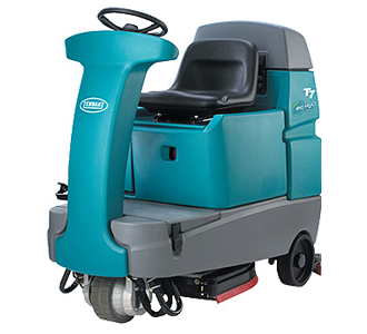 Small Rider Sweepers Scrubbers