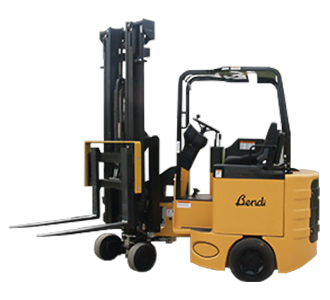B40VAC VNA Electric Warehouse Forklift