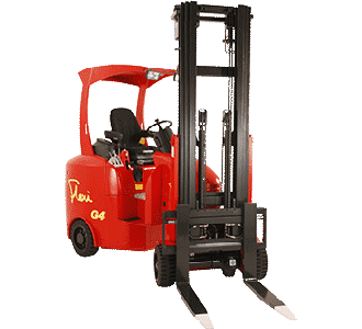 Flexi - Very Narrow Isle Lift Trucks