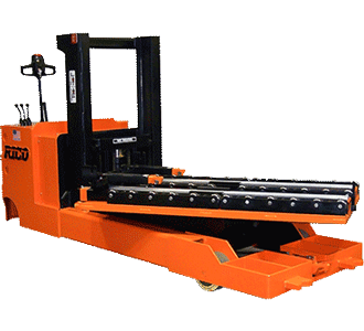 RICO - Engineered Specialized Material Handling Equipment