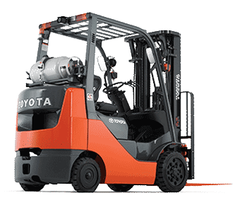 Toyota - Forklifts and Lift Trucks