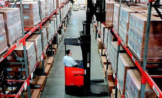 Truck Pipe Rack >> Warehouse Design, Storage & Handling Systems