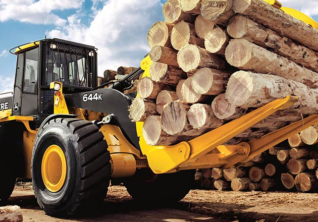 Construction, Forestry & Compact Equipment