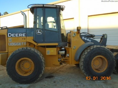 Wheel Loaders-John Deere-544K