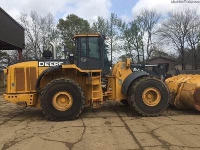 Wheel Loaders-John Deere-844K