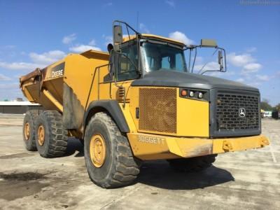 Articulated Dump Trucks-John Deere-460E