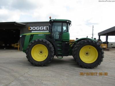 Scraper Tractors-John Deere-9410