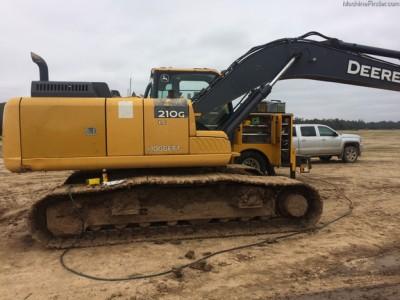 Excavators-John Deere-21GLC