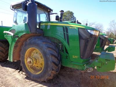 Scraper Tractors-John Deere-9620R