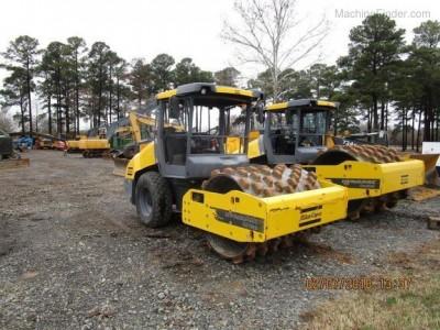 Paving Equipment-Dynapac-1500D