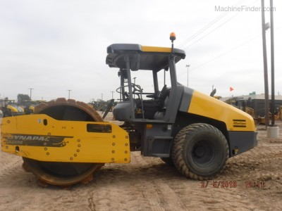 Paving Equipment-Dynapac-CA2500D