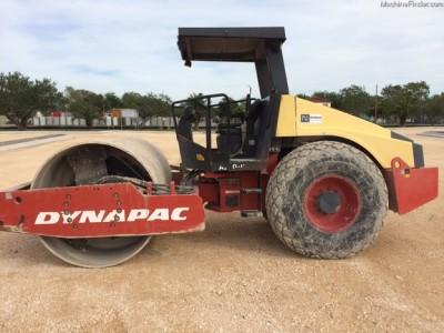 Paving Equipment-Dynapac-CA250