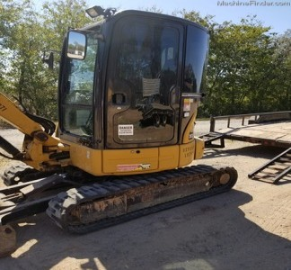 Compact Excavators-Caterpillar-303CR
