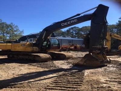 Excavators-John Deere-180GLC