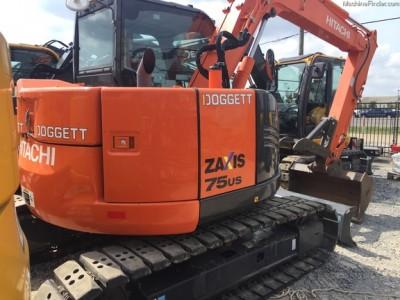 Excavators-Hitachi-ZX75US5