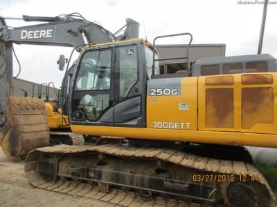 Excavators-John Deere-250G LC