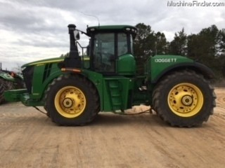 Scraper Tractors-John Deere-9570