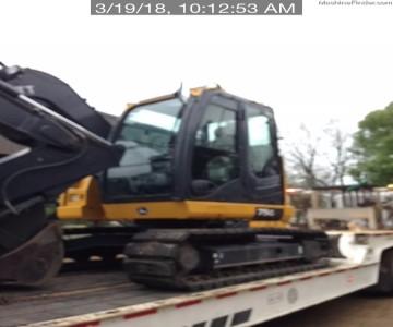 Excavators-John Deere-75G