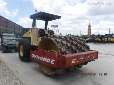 Paving Equipment-Dynapac-CA260D