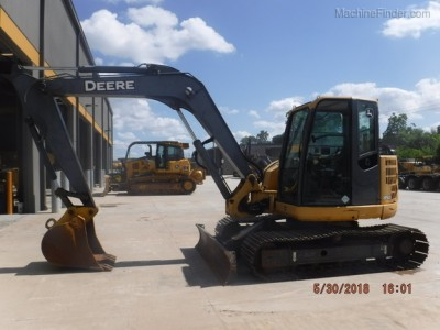 Excavators-John Deere-85D