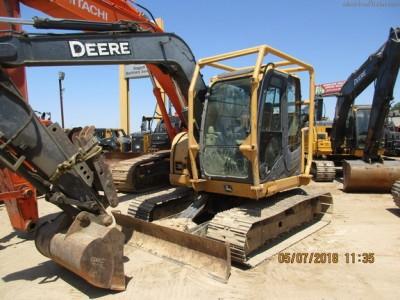 Excavators-John Deere-75D