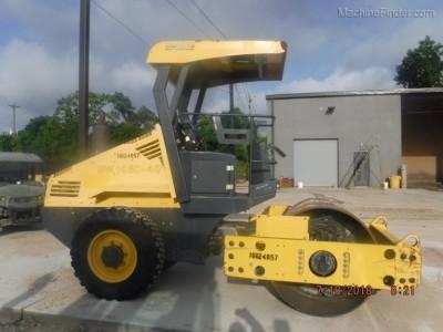 Paving Equipment-Bomag-BW145D