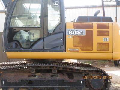 Excavators-John Deere-160G LC